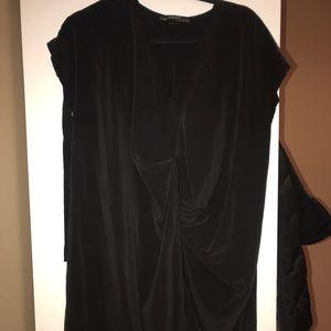 Little black All Saints dress